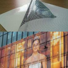 (OWV)see through the window/self adhesive vinyl film