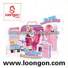 loongon lifelike vinyl dolls Fashion Doll Set love doll silicone