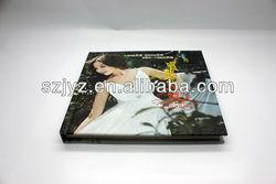 OEM Hardcover Photograph Book Printing