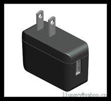 5V0.5A USB Power Adapter for electronic cigarette (E-cig )with UL PSE FCC CE GS SAA EK