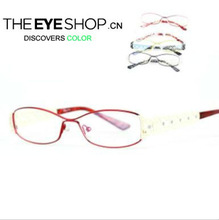 2012 metal eyeglass frame for girls