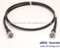 """Jumper cable 1/2"""" superflex with 7/16 Male DIN Connector"""