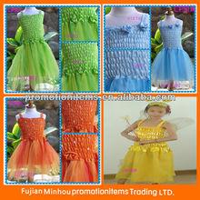 Fairy costume dress, princess wing headwear wand sets,Wholesale Boutique fairy skirt
