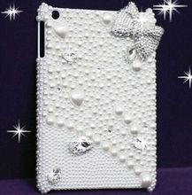 Bling Diamond Crystal Rhinestone Case Cover For iPad Mini