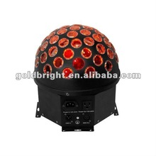 2012 New 20W Quad color LED Crystal Ball,LED Night Club Light