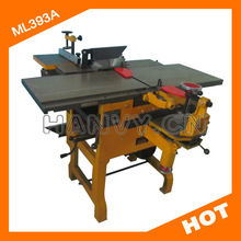 Multifunction cutting surface wood planer combined machine Light-duty bench WoodWorking Machine