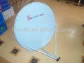satellite d'antenne parabolique ku65