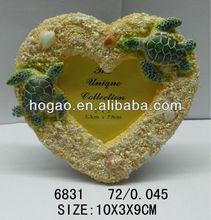 Wholesale fashion polyresin photo frame