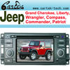JEEP GRAND CHEROKEE Radio ( 2008-2010 ) With Multilanguage OSD Menu
