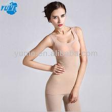 Hot Nude Magic Hide Sleek Cami Bra Control Underbust Slim Body suit Shaper Open-bust Corset Bust-up Slimming Shaper