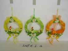Easter decoration of chick toy