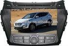 Hyundai Santa Fe/ IX45 Car DVD Player 2013