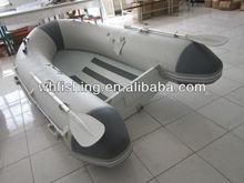 aluminum inflatable boat 380