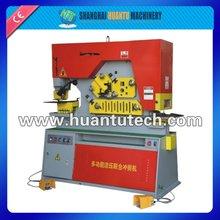 Apartamento máquina de bar, cnc máquina de perfuração, ferreiro, série q35y