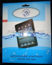 2012 New Hot Raindrop Transparent Waterproof Case for Ipad mini