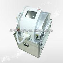 2012 Portable E-light IPL+RF hair removal and skin rejuvenation beauty machine