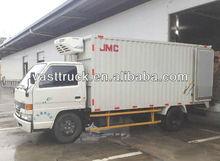 JMC Freezer Truck Refrigerator Van