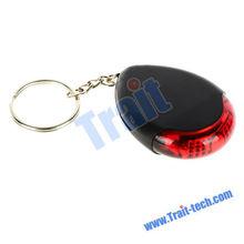 Mini Keyfinder Whistle Keychain, Whistle Key Finder