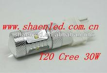 Newest design surper brightness T25 Cree 30W automotive led
