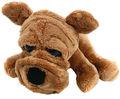 Animais e animais de estimação cães e filhotes 14047 Sharpei brinquedo macio