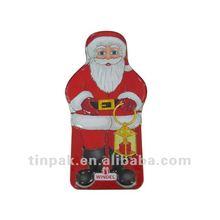 Santa Claus Tin