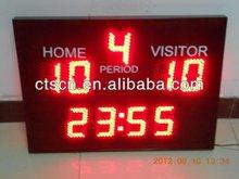 School Using Digital Scoreboard, LED digital Scoreboard,Basketball Electronic Scoreboard