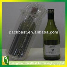 wine bottle shipping plastic bags seller