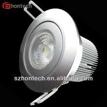 hontech wins high luminance led downlights