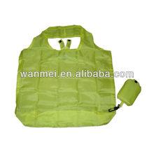 2014 nylon eco-friendly custome LOGO printing folding bag,folding shopping bag