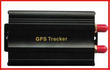 gsm gps tracking system for vehicle/car rental / fleet management