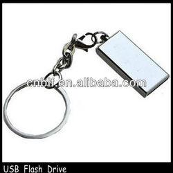 Fashion design keyring usb flash disk