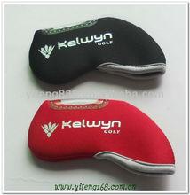 High quality neoprene golf iron covers