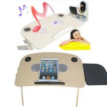 lap top desk best design with 2 usb fans