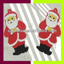 USB2.0 Christmas Day Present Santa Claus Series 6 USB Flash Drive