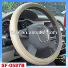 Popular design High quanlity innovative car steering wheel cover maker