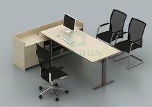 Hot sale modern wooden executive desk design from factory