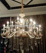 crystal ball ceiling light