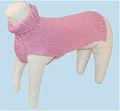 los patrones de tejido de punto para ropa de perro