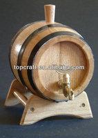 1 Litre Mini Barrels