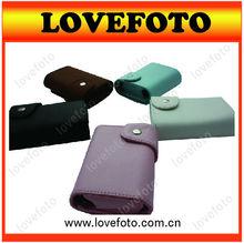 Best Quality Stylish PU Leather Camera Bag Supplier
