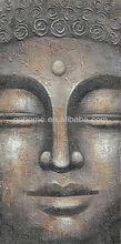Handmade religion buddha painting