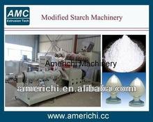 Oxidised starch machine