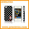 Fashion phone cover For Apple iPhone 4/ 4S case