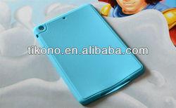 Hot sale for mini ipad silicon case,silicone case for ipad mini