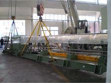 Brazil colombia 180mm screw barrel pelletizer machine-plastic granulator price