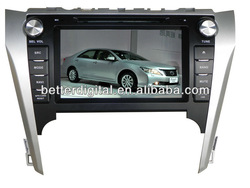 toyota camry in-dash navigation system