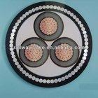 0.6/1kv underground copper power cable manufacturer