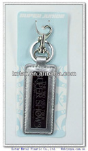 custom metal letter keychains,leather keychain,metal keychain