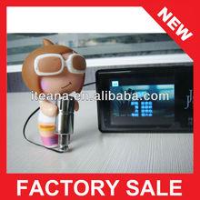 mylar speaker mini boombox portable speaker