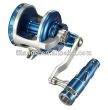 Big game aluminium alloy fishing jigging reel(Q6B-2)